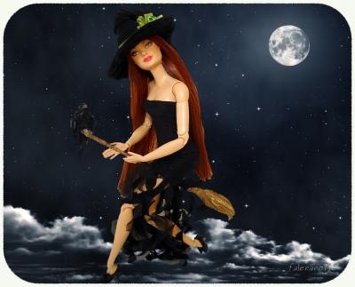 Una dolce strega sta arrivando
