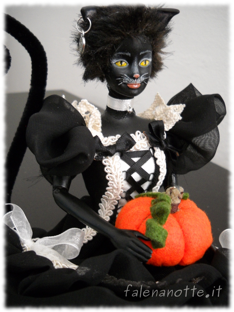 Halloween e la gattamannara