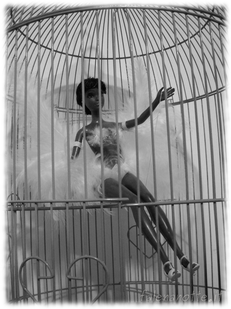 Barbie ooak Josephine Baker