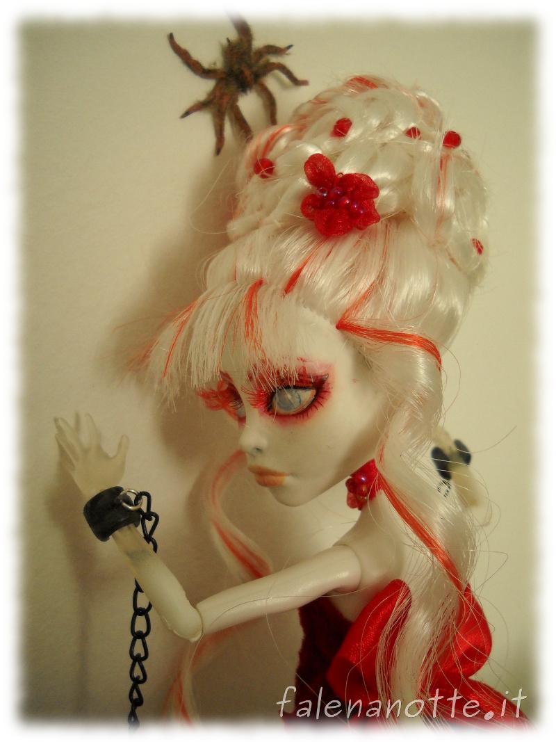 Halloween Monster high ooak