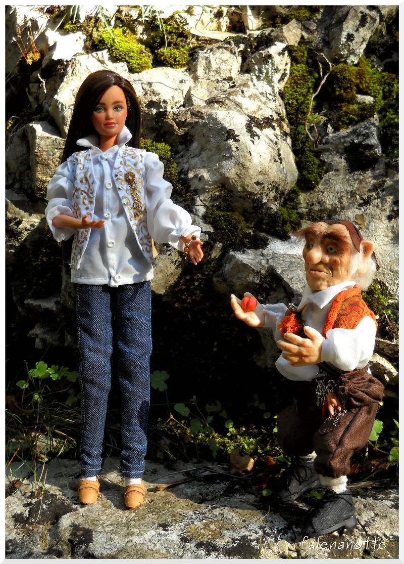 Sarah e il suo amico Gogol