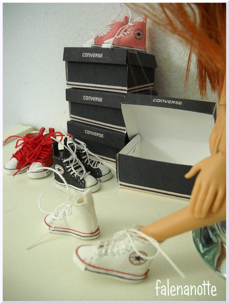 Scarpe per Barbie